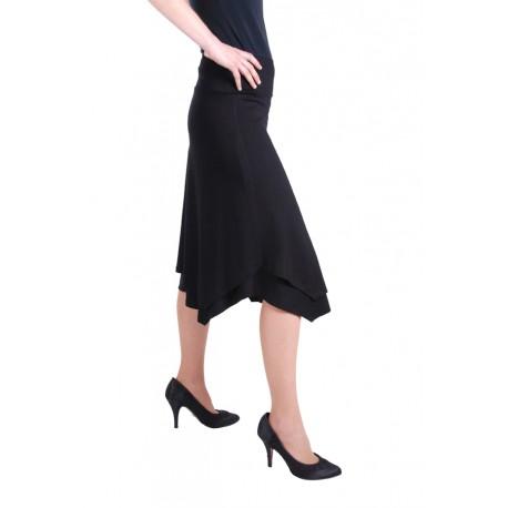 Tiered Skirt / Stufenrock Jersey