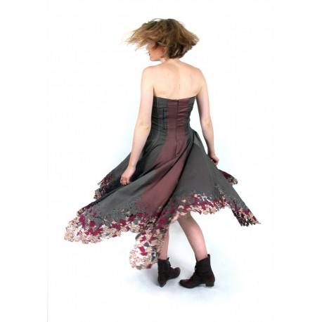 Six Pants Dress / Sechs Hosen Kleid