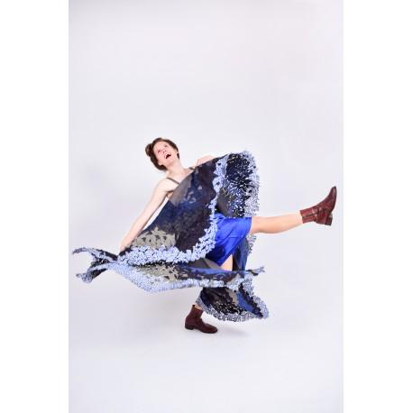 Abendkleid Upgecycelt - LISA D FASHION ONLINE SHOP